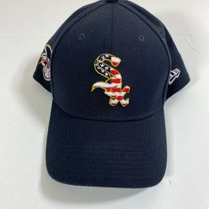 Chicago White Sox Fourth Of July Hat Small-Medium